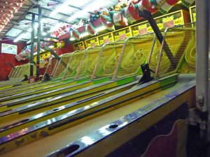 Digital Marketing is like Skeeball